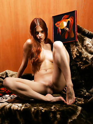 Just-Nude  Anetta  Softcore, Real, Older, Model, Erotic