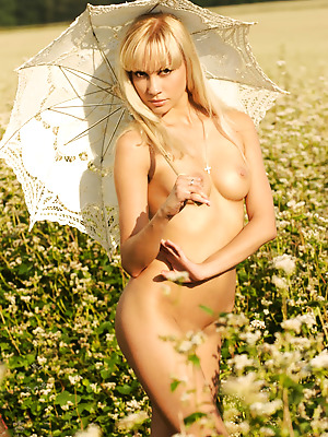 Just-Nude  Ira  Blondes, Erotic, Softcore, Model, Rough