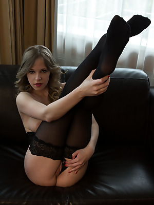 The Life Erotic  Carlyn  Ass, Pussy, Erotic, Softcore, Lingerie, Stockings, Striptease