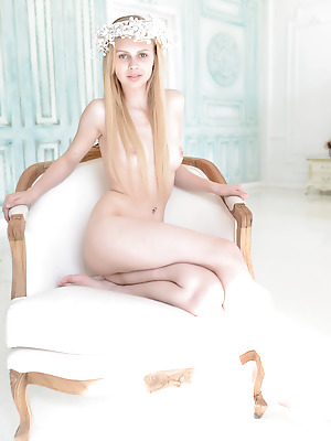 Amour Angels  Nika  Solo, Blondes, Pussy, Beautiful, Park, Teens