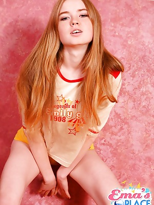 Ema's Place  Ema  Teens, Young, Solo, Model, 18 year